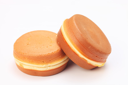 Taiwan delicious snack - wheel-shaped pie