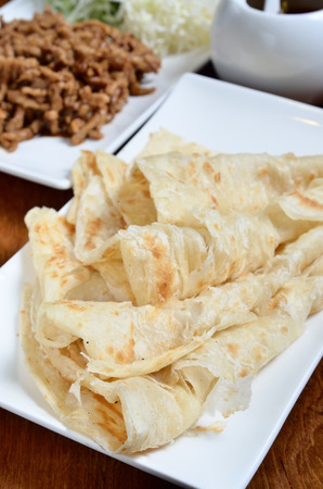 asian flavors: Chinese tradition food - Chinese pancakes