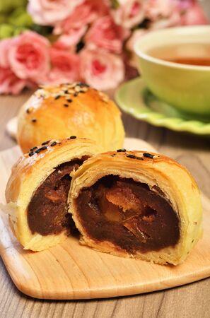 Taiwan delicious dessert - Kumquat cakes