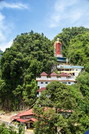 Tambun Tibetian Buddhist Temple, Perak , Malaysia Stock Photo