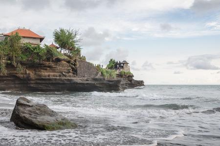 Tanah Lot Beach, Bali, Indonesia