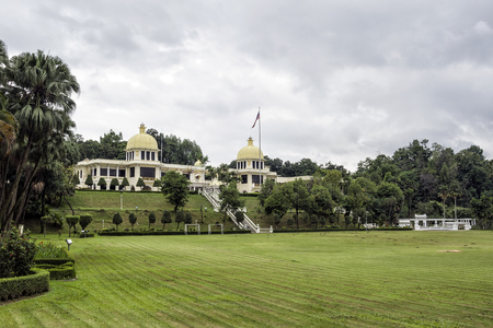 The Istana Negara at along Jalan Istana was the former residence of the Yang di-Pertuan Agong (Supreme King) of Malaysia. The Istana Negara now is Royal Museum Editorial