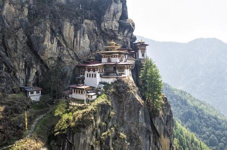 Taktshang monastery, Bhutan Editorial