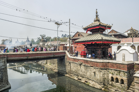 Pashupatinath serves as the seat of the national deity, Lord Pashupatinath, Khamandu, Nepal. It is also the place of cremation ceremony along the holy Bagmati River in Bhasmeshvar Ghat. Editorial