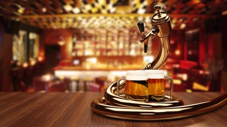 Beer dispenser Stock Photo - 17603034