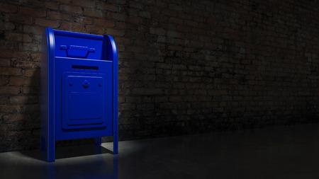 mailbox dropbox  版權商用圖片