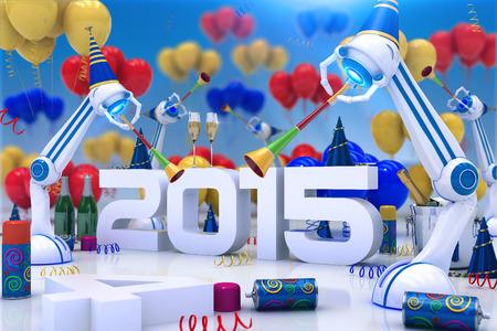Happy new year 2015 photo