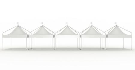 wedding tent: Folding tent
