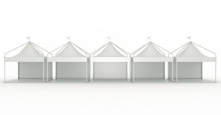 folding: Folding tent