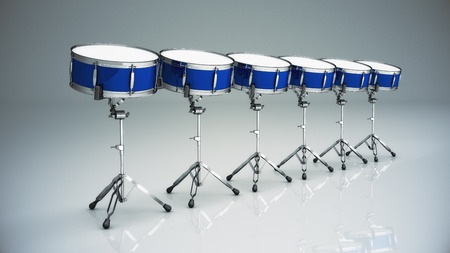drum and bass: Bass drum isolated