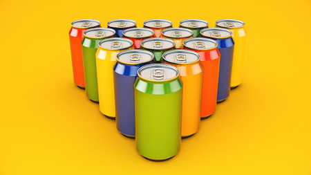 aluminum can isolated. Rende3d 3d, advertise, advertisement, alcohol, aluminum, background, beer, beverage, blank, can, cola, cold, commercial, container, design, drink, fast, food, image, industrial, industry, isolated, juice, liquid, manufacture , merch