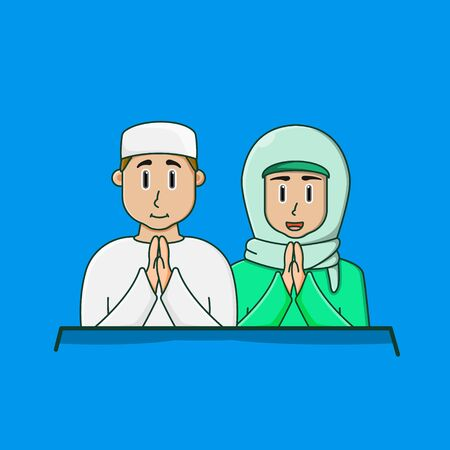 islam asia wife and husband character