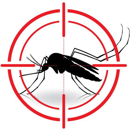 caricatura mosca: Naturaleza, Aedes aegypti con destino zanco. lugares de interés turístico de la señal. Ideal para el saneamiento y la atención relacionada con el informativo e institucional