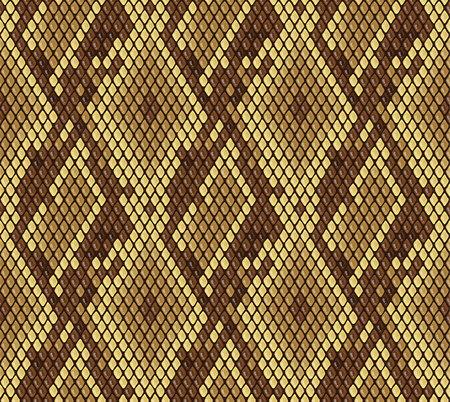 serpiente caricatura: Ilustración de la textura, fondo de pantalla, escamas de piel de serpiente. materiales ideales, pero institucionales y decoración Vectores