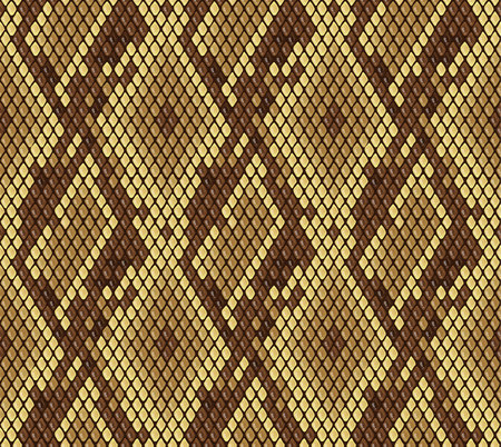 snake skin: texture illustration, screen background, snake skin scales. Ideal but institutional materials and decoration