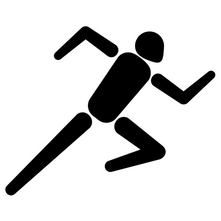 institutional: This is sport pictogram, sport athlete, games. Ideal for materials on sport and institutional