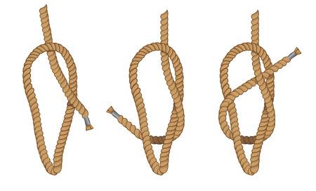 Anleitung Darstellung mit mit dem Standard-Knoten. Ideal für Schulungen und Unterrichtsmaterialien Vektorgrafik