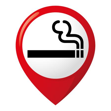 Cigarette icon.