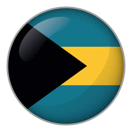Flag of Barbados. Ideal for catalogs of institutional materials and geography