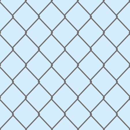 Illustration represents a grid background, fence, protective net. ideal for institutional and educational material Banque d'images - 104604576
