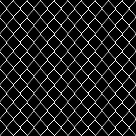 L'illustration représente un fond de grille, une clôture, un filet de protection. idéal pour le matériel institutionnel et éducatif