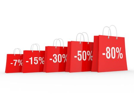 accumulation: Season of discounts, the big sale of the goods