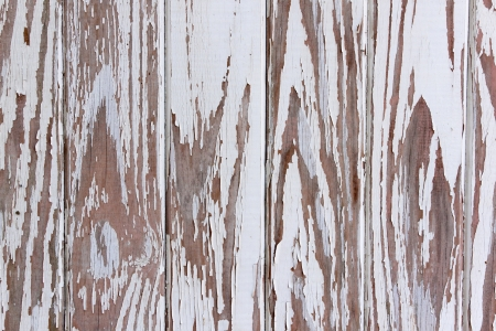 panelled: flaking and peeling paint on white wooden panelled door
