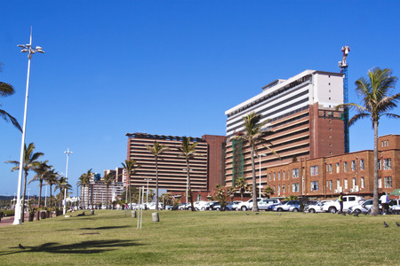hospital in process of refurbishment in Durban South Africa