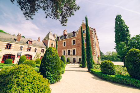 lived here: Clos Luce in Amboise. Leonardo da Vinci lived here for the last three years of his life.