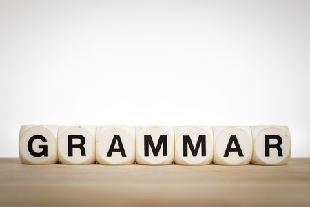 english letters: Grammar is the set of structural rules governing the composition of clauses, phrases, and words in any given natural language.