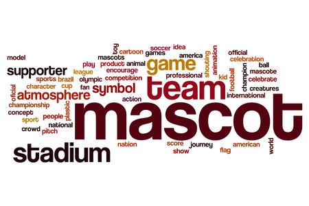 Mascot word cloud
