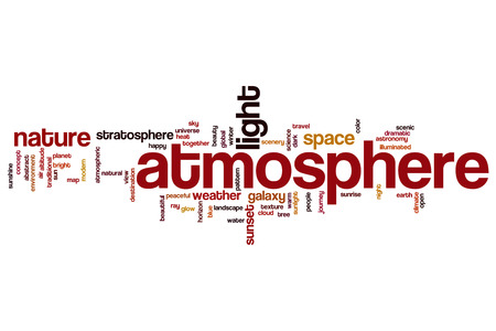 atmosphere: Atmosphere word cloud