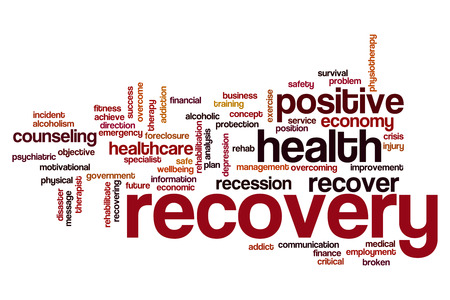 recovery: Recovery word cloud