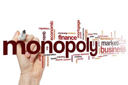 monopolio: Monopoly nube de palabras