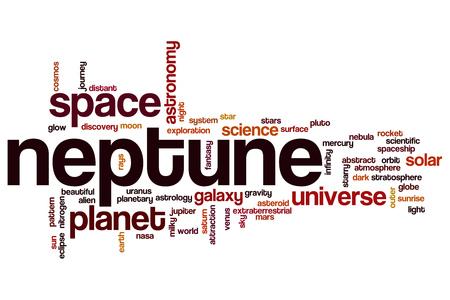 neptuno: Neptuno nube de palabras