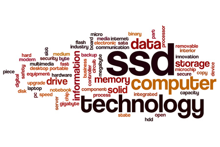 ssd: SSD word cloud