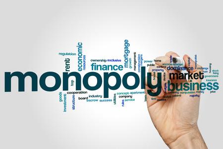 escrow: Monopoly word cloud