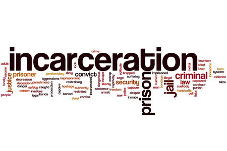 incarceration: Incarceration word cloud