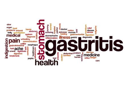 gastritis: Gastritis word cloud