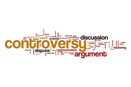 controversy: Controversy word cloud