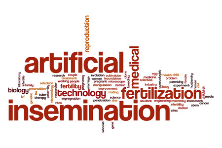 insemination: Artificial insemination word cloud