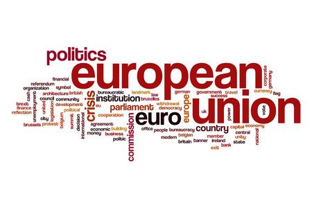 european: European union word cloud