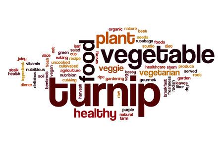 rutabaga: Turnip word cloud