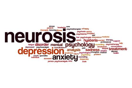 neurosis: Neurosis word cloud