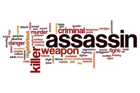 assassin: Assassin word cloud