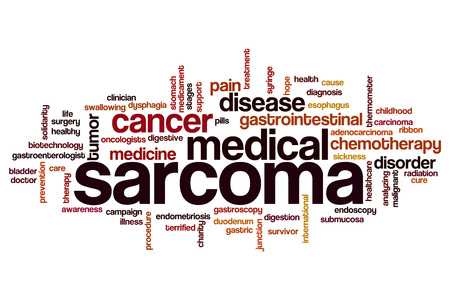 submucosa: Sarcoma word cloud concept