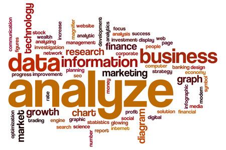 Analyze word cloud concept