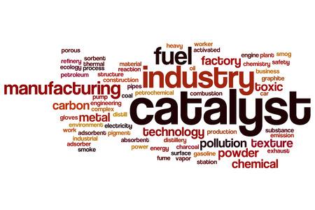 Catalyst: Catalyst word cloud concept