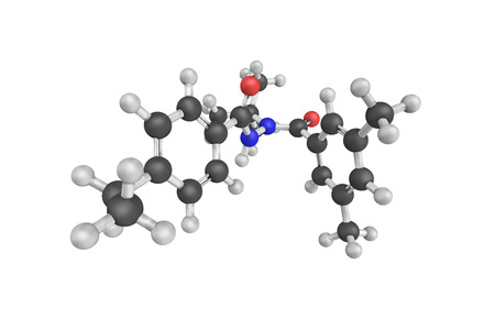 3d structure of Tetrafluoromethane, also known as carbon tetrafluoride, the simplest fluorocarbon (CF4). It can also be classified as a haloalkane or halomethane.