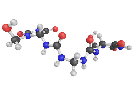 preservative: 3d structure of Imidazolidinyl urea, an antimicrobial preservative. Chemically related to diazolidinyl urea. Acts as a formaldehyde releaser.